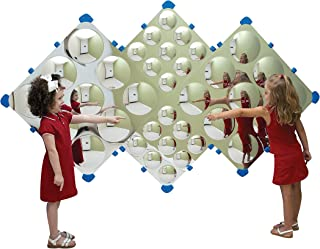 Children's Factory Diamond Bubble Wall Classroom Furniture (CF332-573)