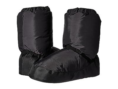 Bloch Warm Up Booties/Slippers (Black) Women