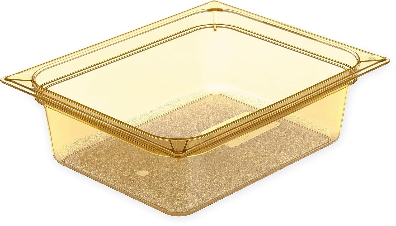 Carlisle 10421B13 StorPlus Luxury goods High Heat Food Siz 4