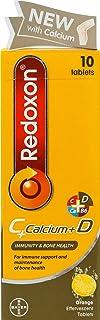 Redoxon C+Calcium+D Effervescent Tab Orange, 10ct