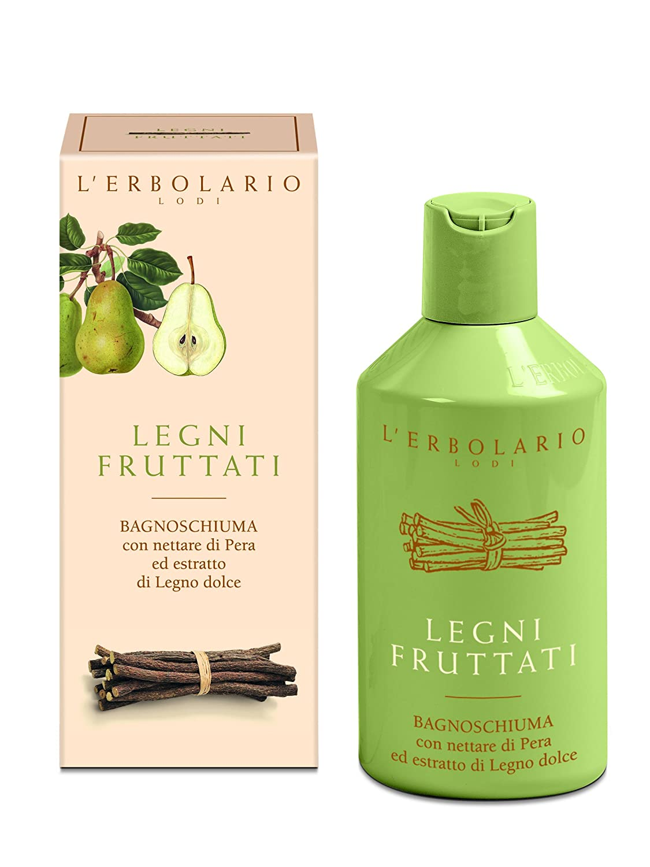 Recommendation Legni Bombing new work Fruttati Fruit Woods Bath Foam by L'Erbolario Lodi