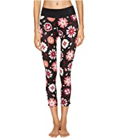 Kate Spade New York x Beyond Yoga - Leaf Bow Capri Leggings