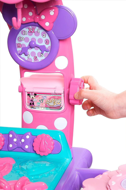 Amazon Com Minnie Mouse Flippin Fun Kitchen Toys Games