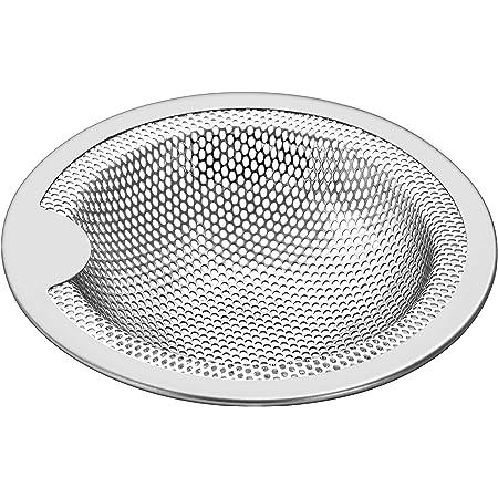 ユニットバス ステンレス 洗面台 排水口 ゴミ受け ゴミ受け ユニットバス用 洗面台 適用ヘアキャッチャー 口径: 7.6-10.2 cm