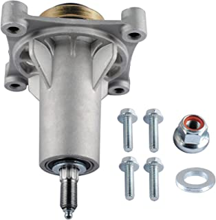 Wadoy 532187281 187292 532187292 Spindle Assembly for Husqvarna/Craftsman/AYP/Poulan 54 Inch Decks,for Ariens 21546238 21546299