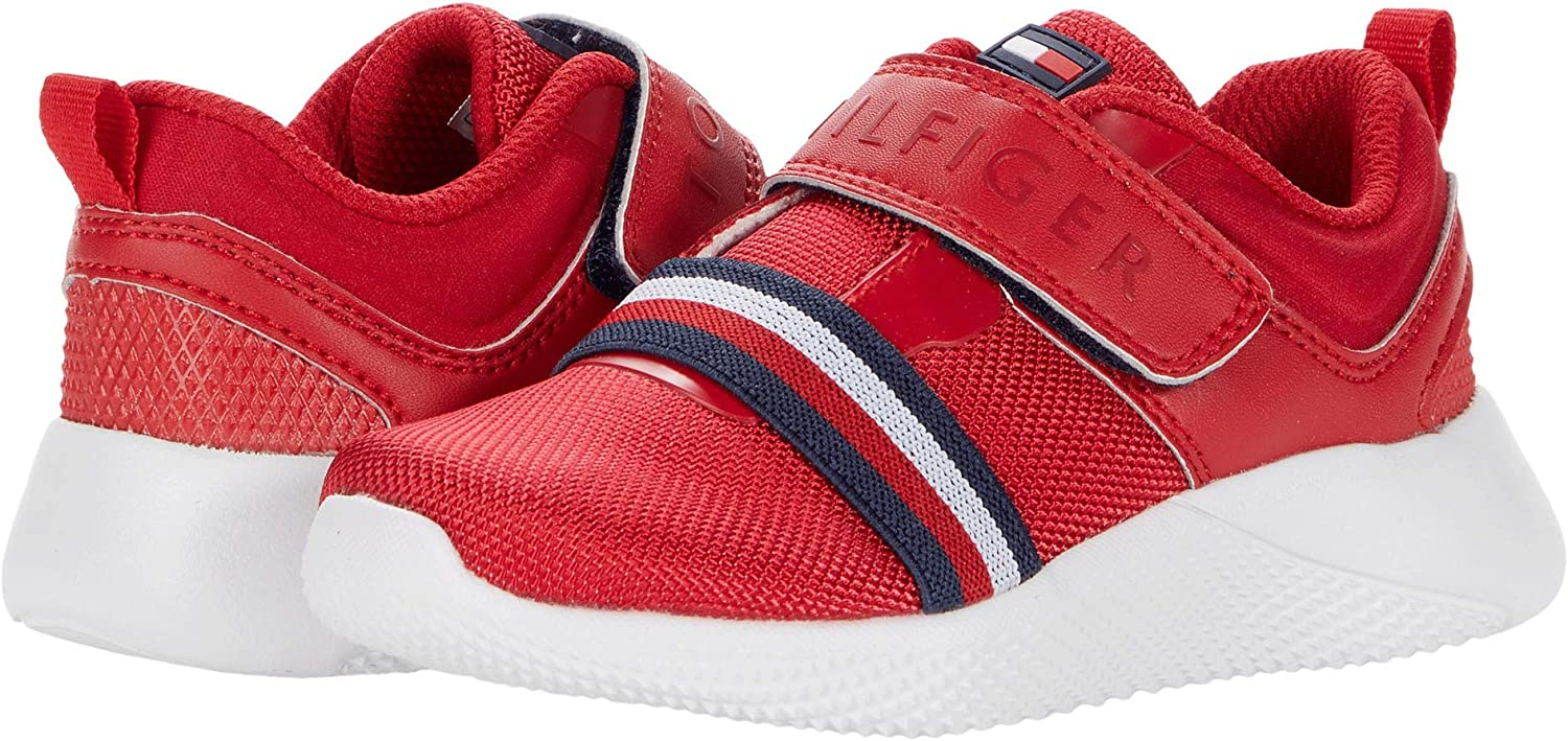Tommy Hilfiger Tampa Mall Cadet Strap 1 Red San Francisco Mall Toddler