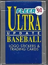 1991 Fleer Ultra Baseball Complete Update Set New In Box Bagwell Irod Rookies