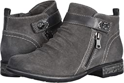 Charcoal Grey Multi/Premium Cow Suede/Soft Calf