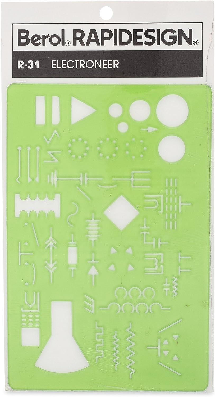 Rapidesign Vorlage Schrauben und Muttern Electroneer B00290J3LQ B00290J3LQ B00290J3LQ | Kostengünstig  0c734b