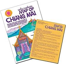 Nancy Chandler's Map of Chiang Mai, 19th Ed.