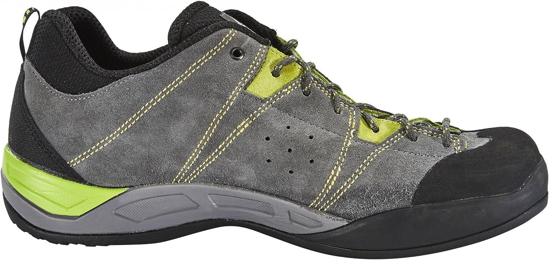 Boreal Climbing Shoes Mens Lightweight Sendai Gris