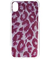 Kate Spade New York - Glitter Panthera Phone Case for iPhone XR