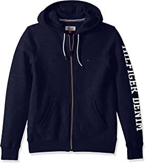 Men's Thd Full Zip Hoodie Sweatshirt