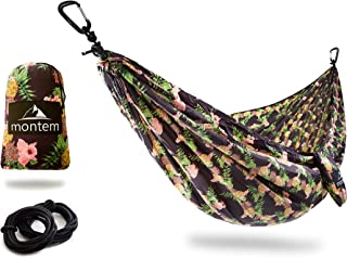 montem fly napple & chill camping hammock