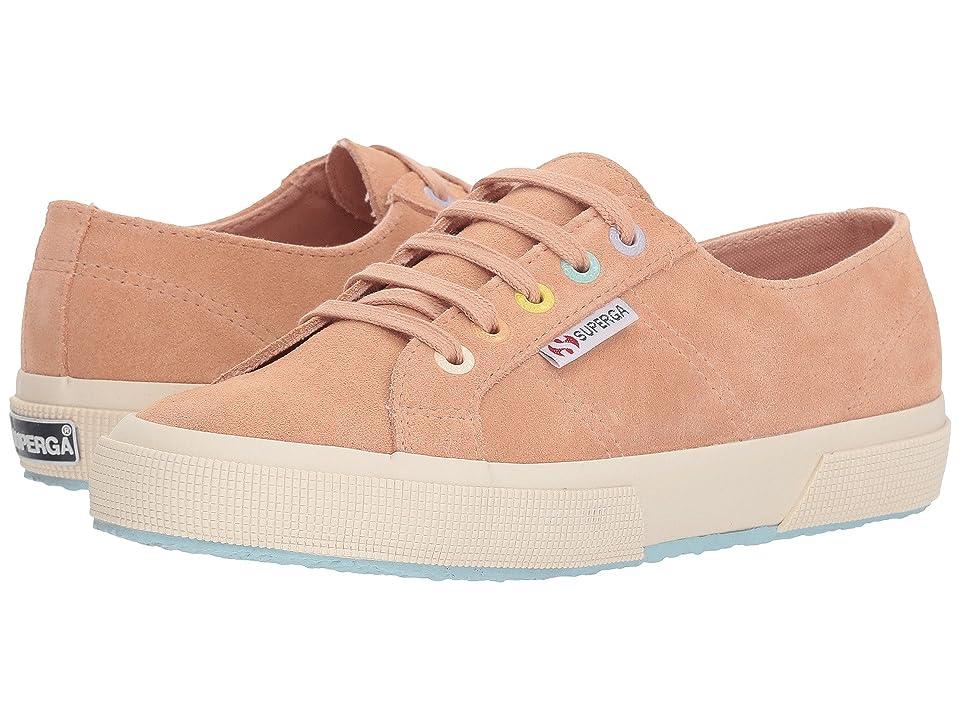 Superga 2750 Suecotlinc Sneaker (Peach) Women