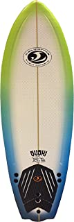 California Board Company CBC Surfboard, 5-Feet x 8-Inch, Assorted