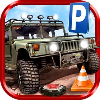 real car park 3d