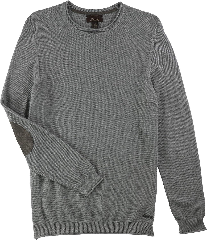 Tasso Elba Men's Solid Supima Sweater
