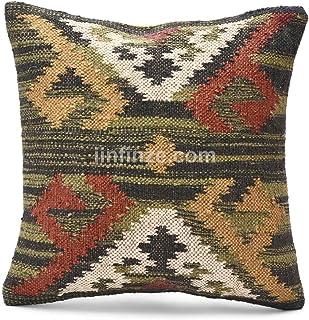 Kilim Pillow Kilim Pillows Kilim Pillow Cover Kilim Pillow 16x8 Kilim Pillow Lumbar Kilim Cushion Kilim Cushion Cover No:4721