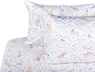 Full 78 X 90, 20 J-pinno Cute Strawberry Pink Printed Quilted Comforter Full for Kids Girls Bedding