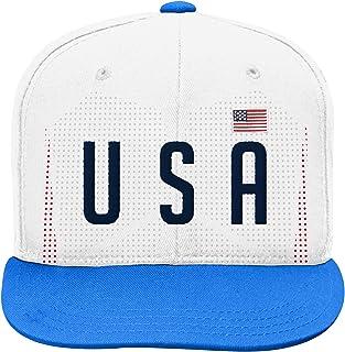 Outerstuff World Cup Soccer Mens World Cup Soccer Mens Jersey Hook Flag Snapback Hat