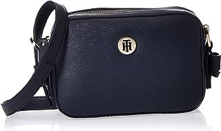 Tommy Hilfiger Classic Saffiano Camera Bag, Sacs bandoulière