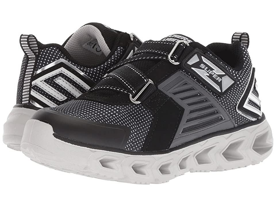 SKECHERS KIDS Hypno Flash 2.0-Rapid Quake 90587L Lights (Little Kid/Big Kid) (Black) Boy