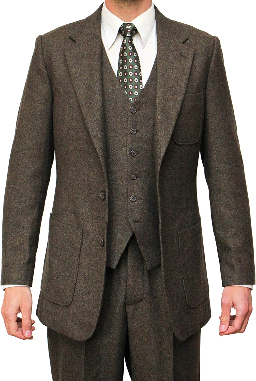 Magnoli Clothiers Indiana Jones Raiders of The Lost Ark Marshall Suit