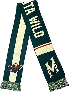 minnesota wild scarf