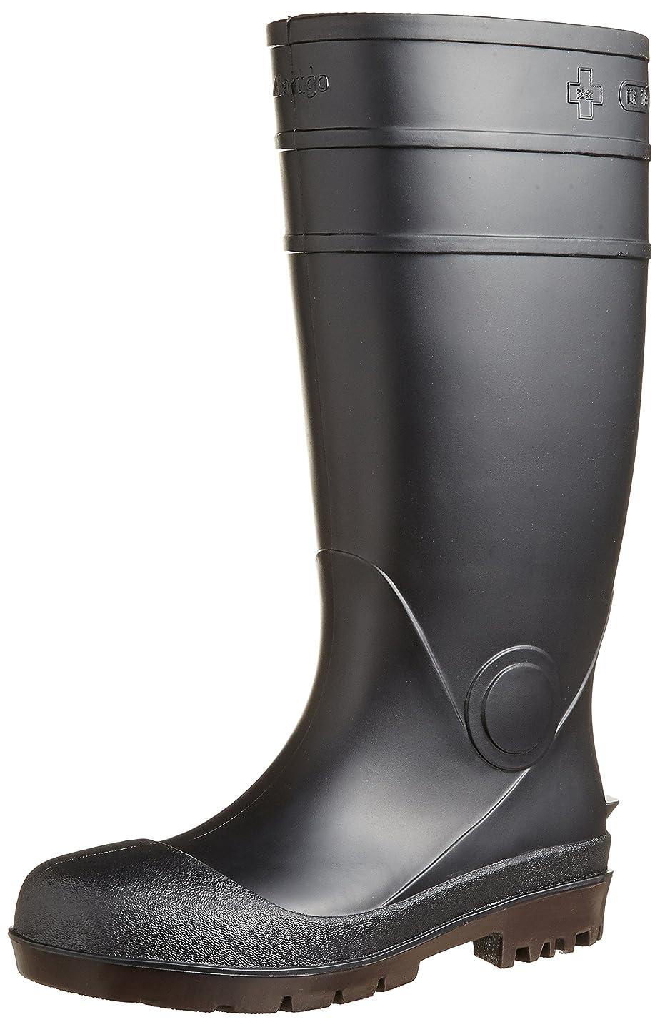 [マルゴ] 安全靴 作業靴 長靴 プロハークス#870