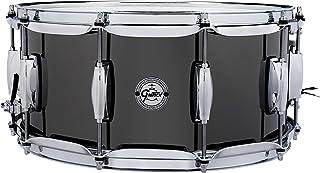 Gretsch Drums グレッチドラムス スネアドラム Full Range Snare 6.5x14インチ Black Nickel Over Steel S1-6514-BNS 【国内正規品】
