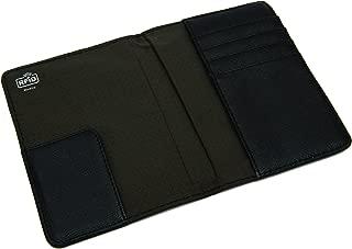 RFID Passport Wallet, Black
