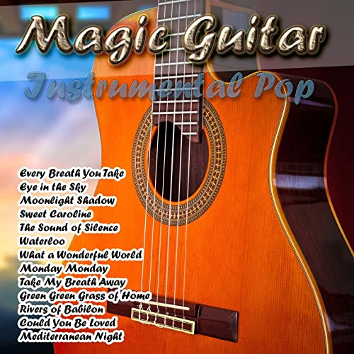 magic guitar instrumental pop by antonio de lucena paco nula sergi vicente on amazon music. Black Bedroom Furniture Sets. Home Design Ideas