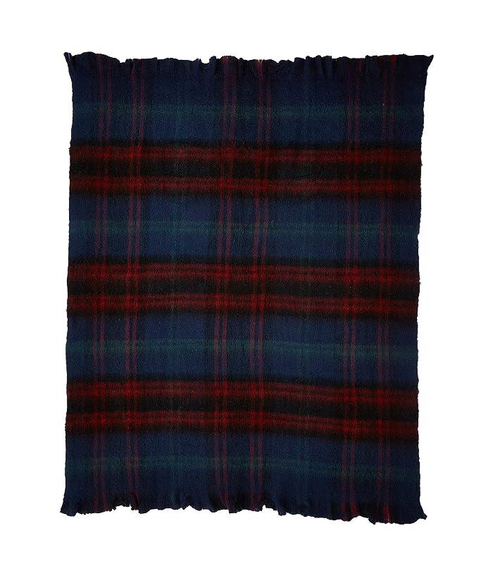 Brushed Throw (Hume Tartan) Blankets