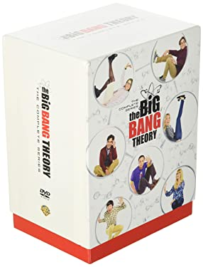 The Big Bang Theory: The Complete Series (DVD)
