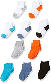 Fruit of the Loom - Calcetines para bebé (10 unidades)