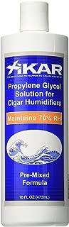 xikar crystal humidifier distilled water