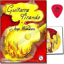 Guitarra tirando van Joep Wanders - bevat 39 composities, waarbij de Tirando-aanslag in het middelpunt staat - met CD en o...