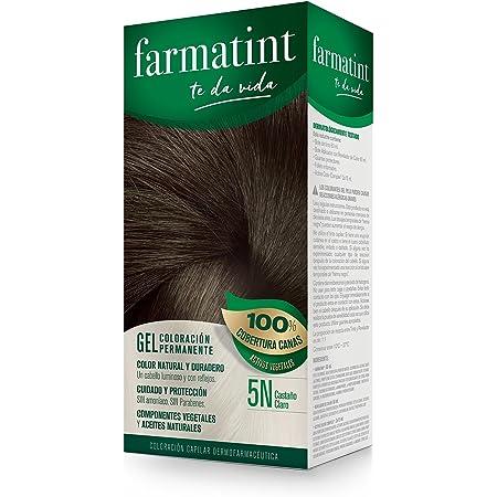 Farmatint Gel 3N Castaño Oscuro | Color natural y duradero ...