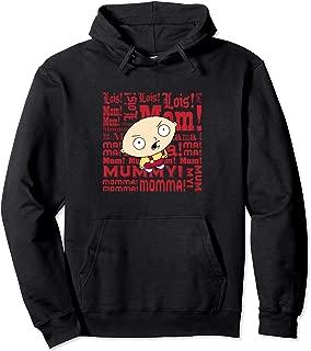 Family Guy Stewie Mom Pullover Hoodie Pullover Hoodie