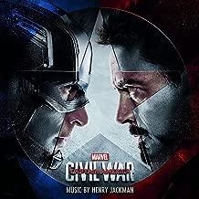 Captain America: Civil War Henry Jackman