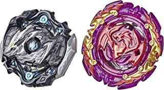BEYBLADE Burst Surge Dual Collection Pack Hypersphere Myth Evo Dragon D5 and Slingshock Perfect Phoenix P4 Battling Game T...