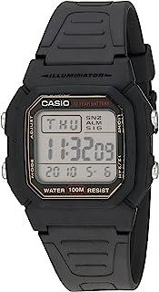 Casio W800HG-9AV - Reloj clásico, deportivo y digital para hombre