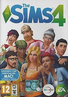 Electronic Arts The Sims 4, PC - Juego (PC, PC, Estilo de vida, T ...
