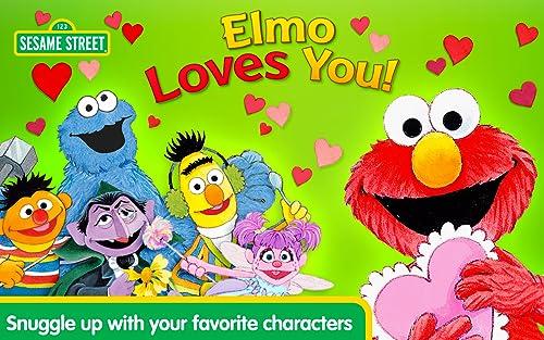 『Elmo Loves You!』の2枚目の画像