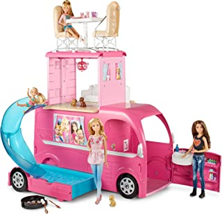 Best barbie camper van with dolls Reviews