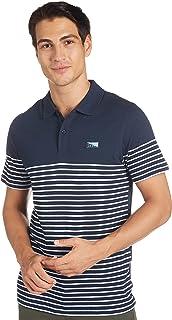 Jack & Jones Men's Flame Short-Sleeve Polo Shirt