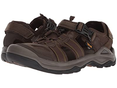 Teva Omnium 2 Leather (Turkish Coffee) Men