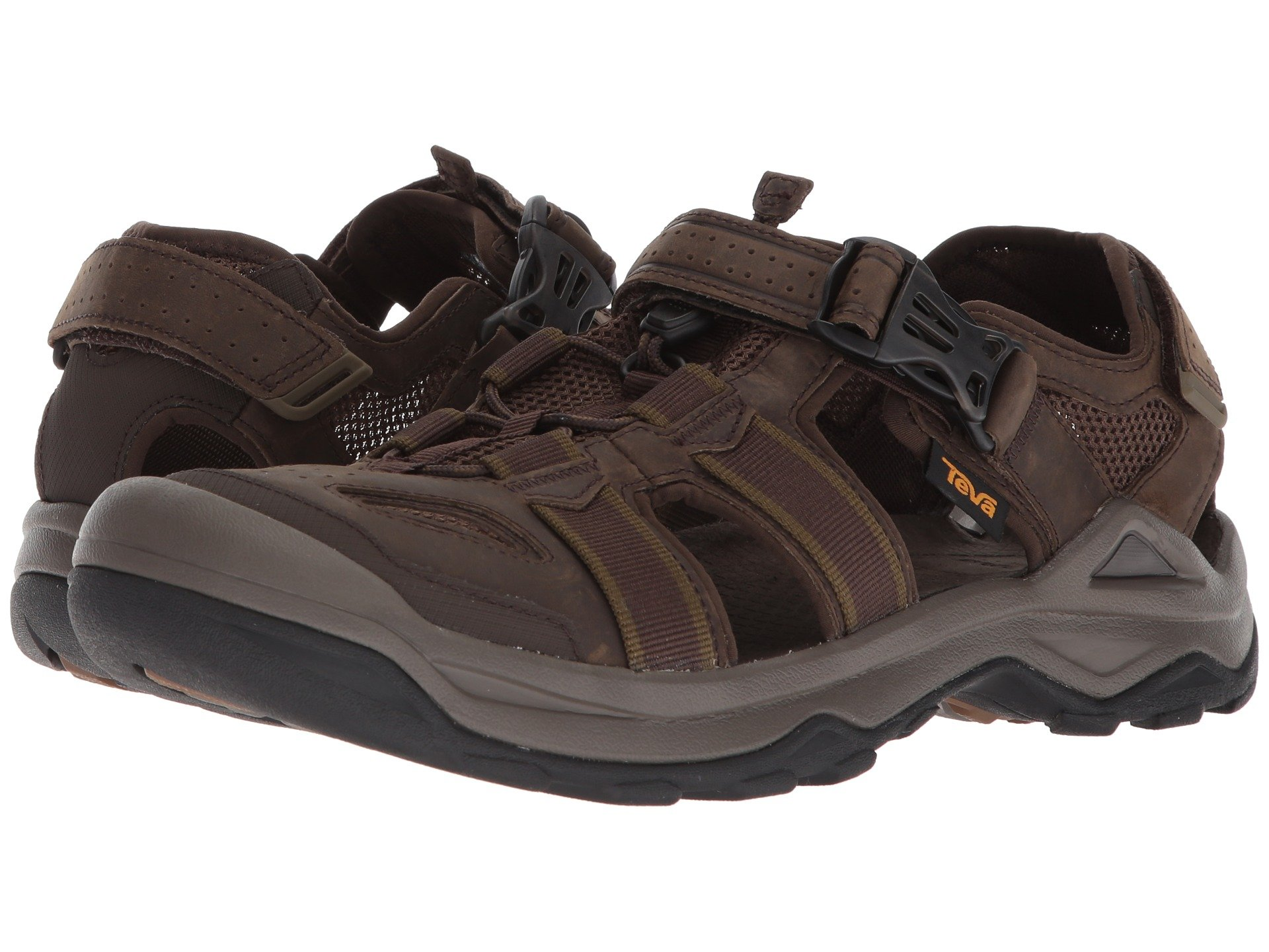 bc6b605bff6e Men s Non-Marking Sole Teva Sandals + FREE SHIPPING