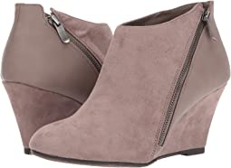 Pebble Taupe Suede Calf